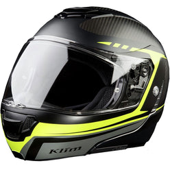 Klim TK1200 Karbon Modular Illumino Adult Street Helmets (USED LIKE NEW)