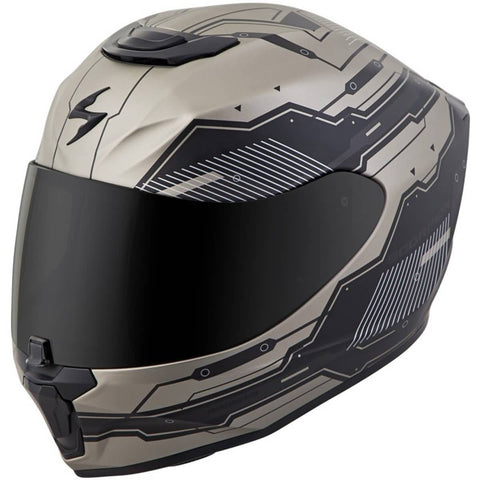 Scorpion EXO-R420 Techno Adult Street Helmets