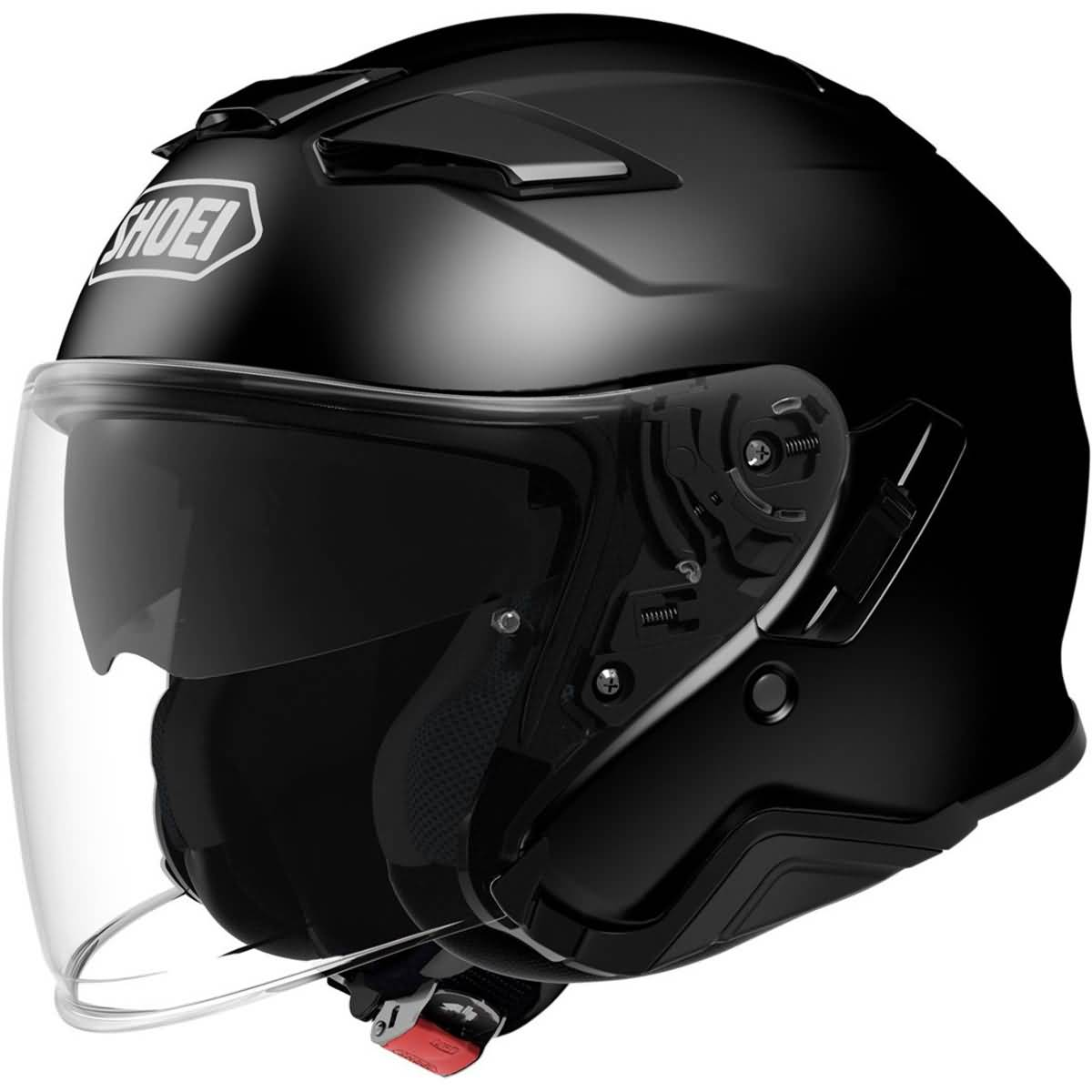 Shoei J-Cruise II Solid Adult Cruiser Helmets-0132