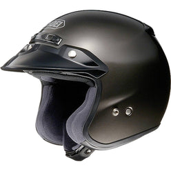 Shoei RJ-Platinum R Solid Adult Cruiser Helmets