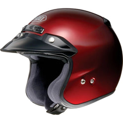 Shoei RJ-Platinum R Solid Adult Cruiser Helmets (BRAND NEW)
