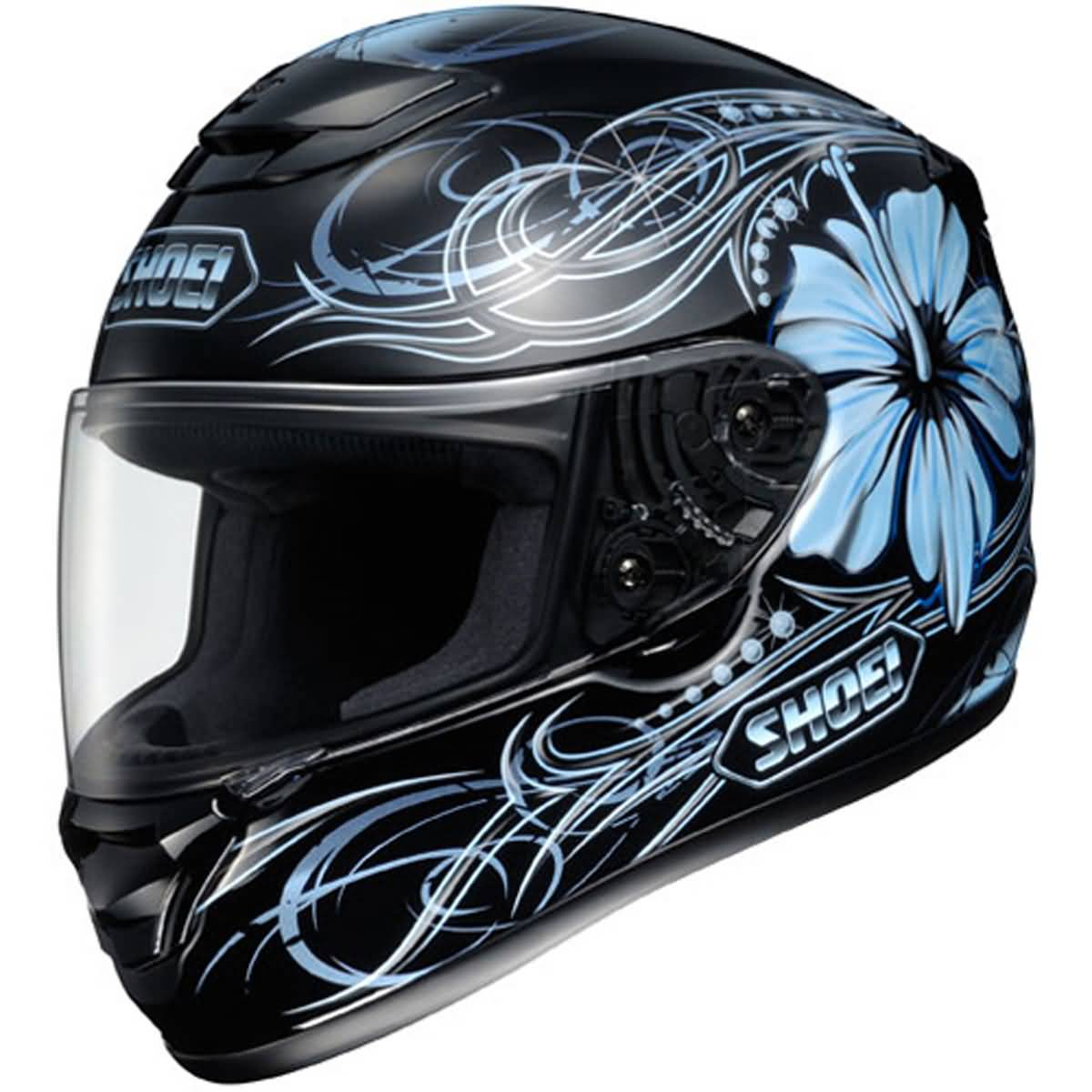 Shoei Qwest Goddess Adult Street Helmets-0115