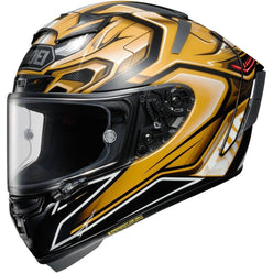 Shoei X-Fourteen Aerodyne Adult Street Helmets