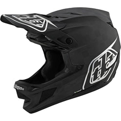 Troy Lee Designs D4 Carbon Stealth MIPS Adult MTB Helmets (NEW)