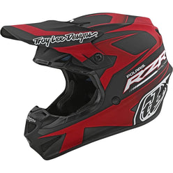 Troy Lee Designs SE4 Polyacrylite TLD Polaris RZR MIPS Adult Off-Road Helmets