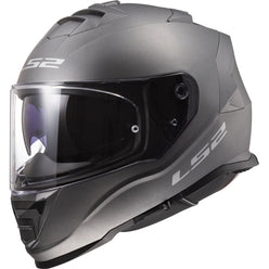LS2 Assault Solid Full Face Adult Street Helmets