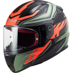 LS2 Rapid Gale Full Face Adult Street Helmets (BRAND NEW)