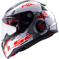 LS2 Rapid Mini Machine Youth Street Helmets (NEW)