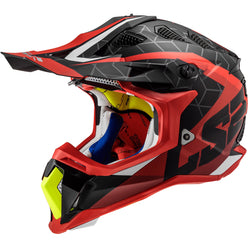 LS2 Subverter Straight Adult Off-Road Helmets (BRAND NEW)