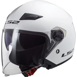 LS2 Track Solid Open Face Adult Cruiser Helmets (BRAND NEW)