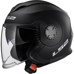 LS2 Verso Solid Open Face Adult Cruiser Helmets (NEW - MISSING TAGS)