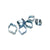 "Motion Pro 5/16"" Steel O Clips - Motorcycle Tool Accessories"