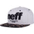 Neff HARDR Men's Snapback Adjustable Hats (BRAND NEW)
