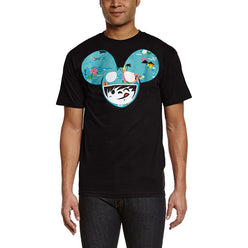 Neff Mau5MiD Men's Short-Sleeve Shirts (BRAND NEW)