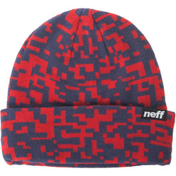 Neff Trill Digi Men's Beanie Hats (BRAND NEW)