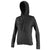 O'Neill 24-7 Hybrid Zip Sun Shirt Hooded Women's Long-Sleeve Rashguard Suit (BRAND NEW)