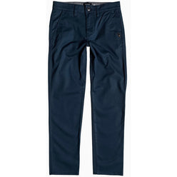 Quiksilver Everyday Union Youth Boys Chino Pants (BRAND NEW)