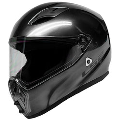 LS2 Street Fighter Solid Snell 2020 Retro Full Face Adult Street Helmets