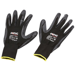 Sonic Tools Nitrile Coated Gloves (USED LIKE NEW / LAST CALL SALE)