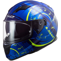LS2 Stream Tacho Full Face Adult Street Helmets
