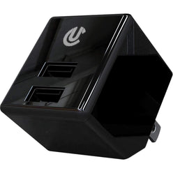 UClear Bluetooth Audio Systems Dual-Port AC Wall Charger Accessories