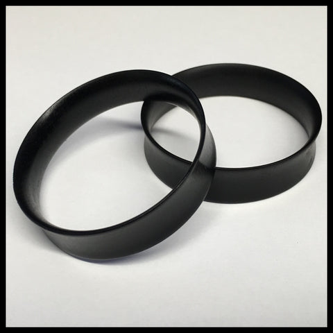 Ebony Thin Wall Tunnels