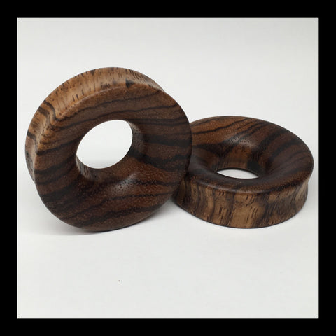 Zebrawood Thick Wall Tunnel