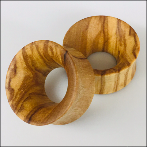 Olivewood Thick Wall Tunnels