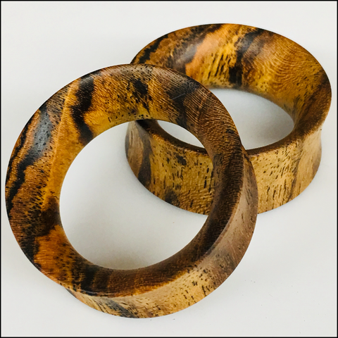 Bocote Thin Wall Tunnels