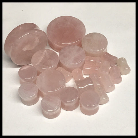 Rose Quartz Stone over 25mm