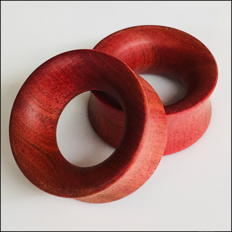 Pink Ivory Thin Wall Tunnels