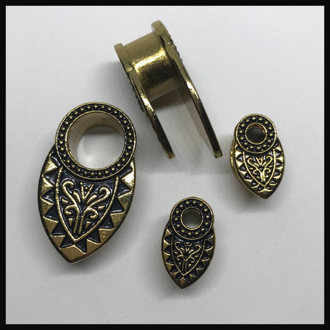 Aztec plugs tunnels