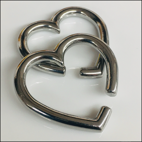 SILVER HEART WEIGHTS