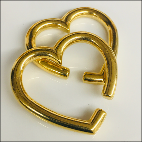 LIMITED EDITION HEART WEIGHTS