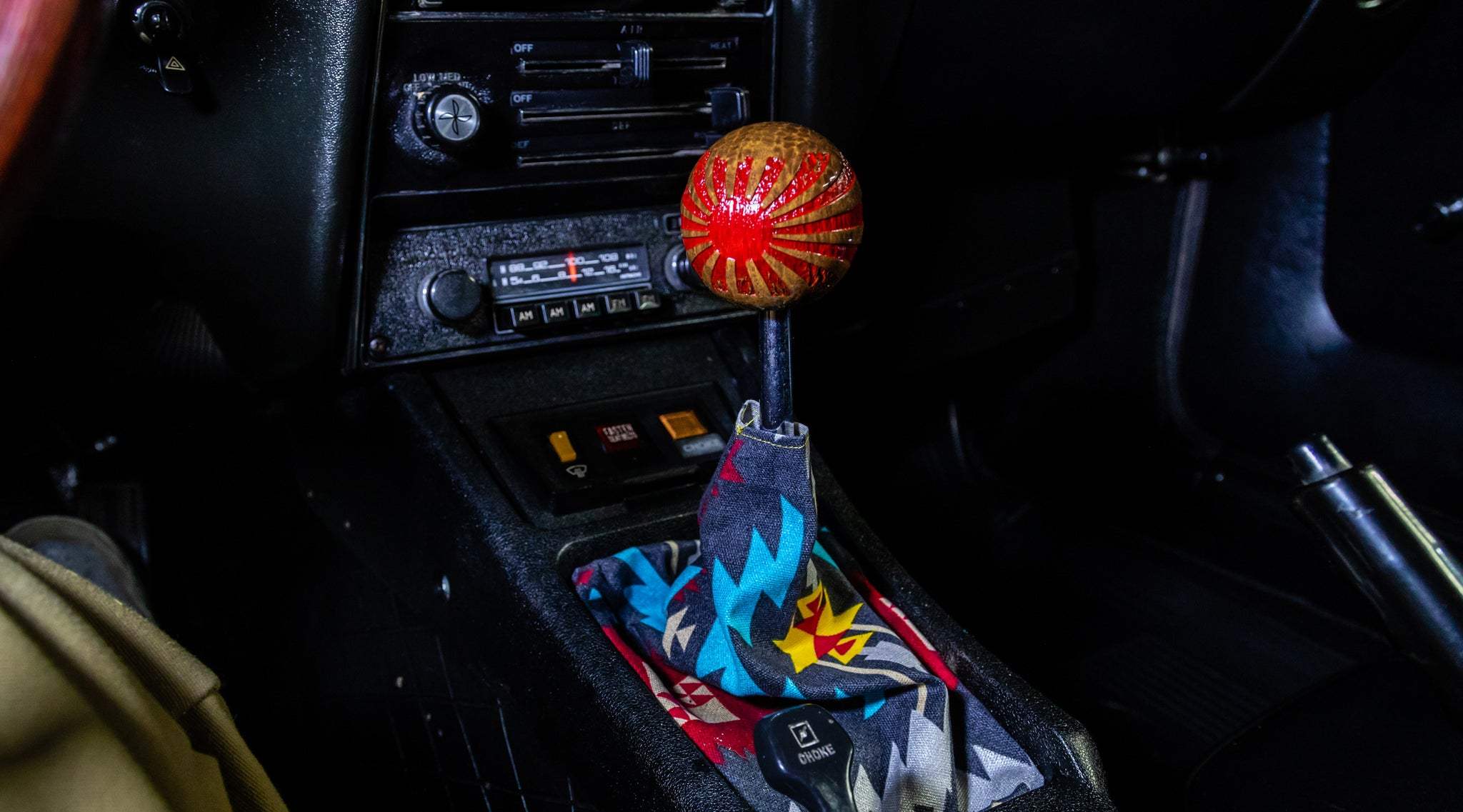 BAM SHIFTS Bamboo Shift Knobs and Accessories