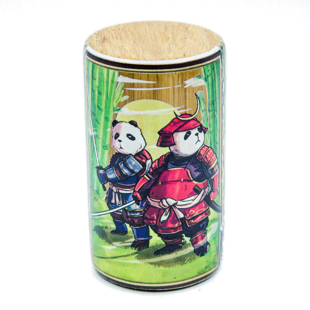 Bamboo Warriors