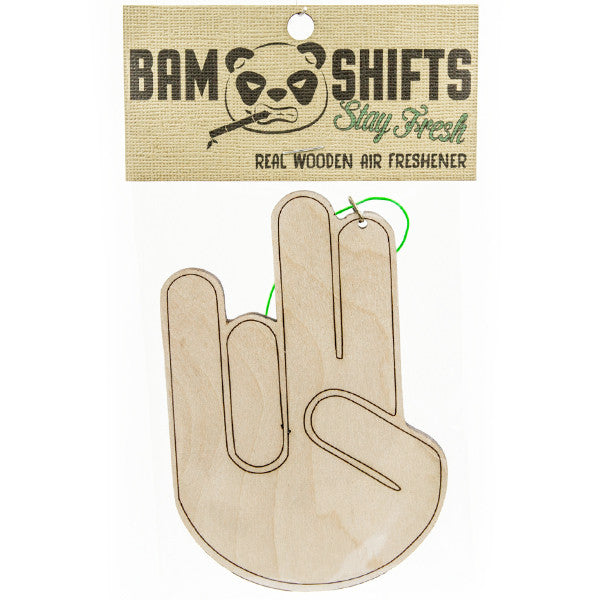 Shift Knob, panda, air freshener - BAM SHIFTS