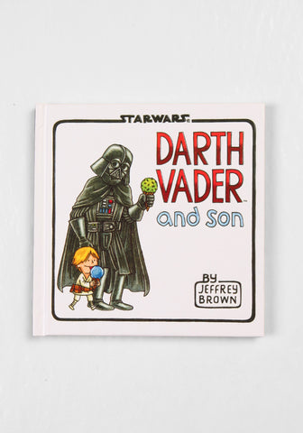 Darth Vader & Son by Jeffrey Brown