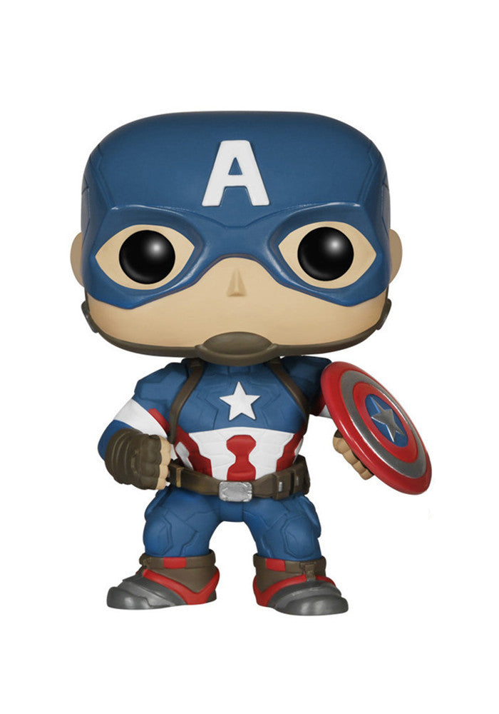 Funko Pop! Marvel: Avengers 2 - Captain America