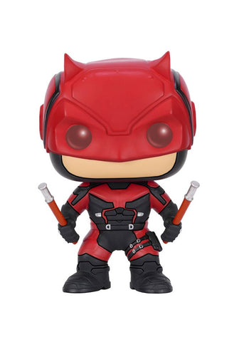 Funko Pop! Marvel: Daredevil Red Suit Bobblehead