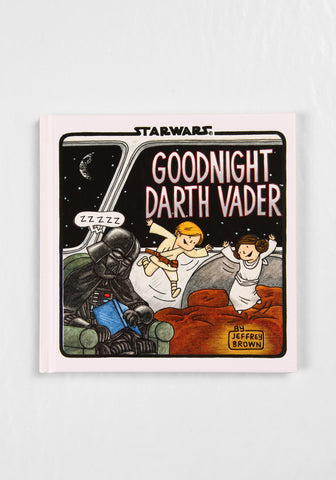 Goodnight, Darth Vader by Jeffrey Brown