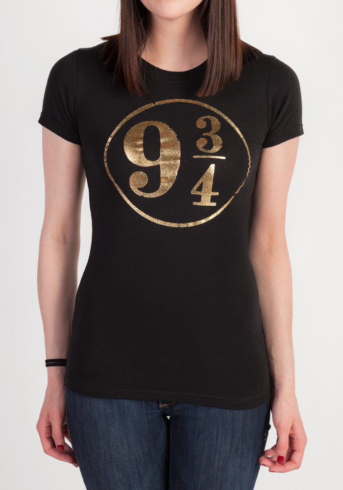 Harry Potter Women's 9 3/4 T-Shirt