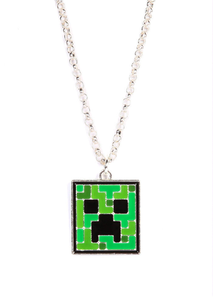 Creeper Pendant Necklace