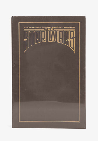Star Wars: Lucas Delux Draft Hardcover