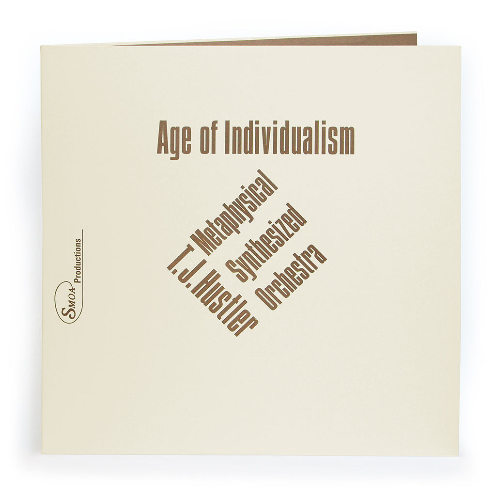T.J. Hustler's Age Of Individualism is here!