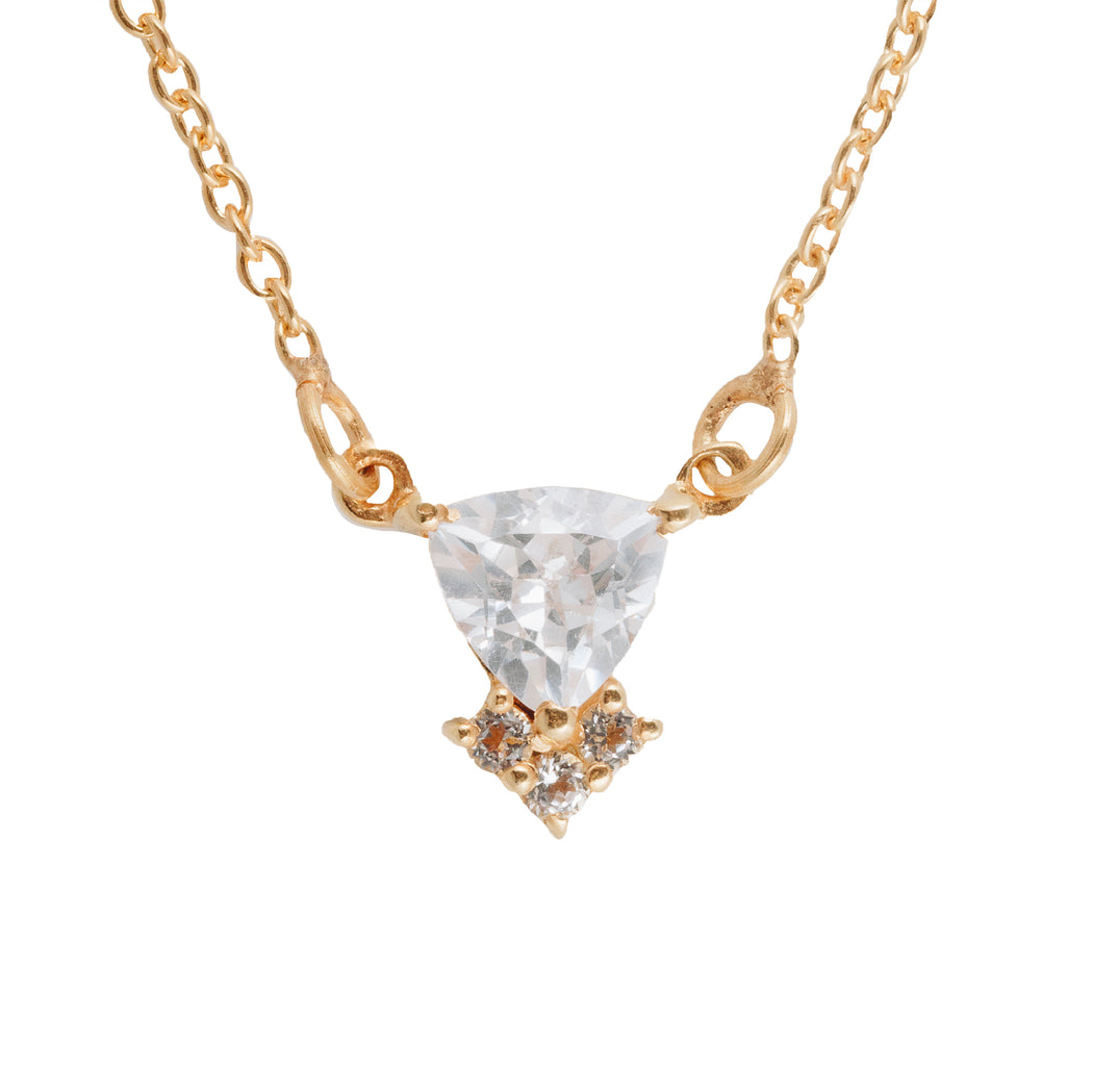 COLETTE - Necklace with Zirconia
