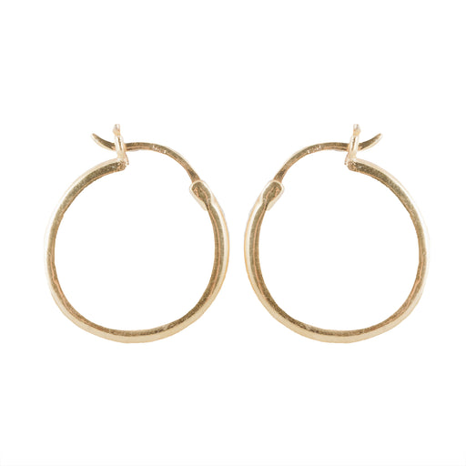 SALANA - Hoop Earrings (2 cm)