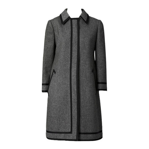 Geoffrey Beene Wool Coat Dress