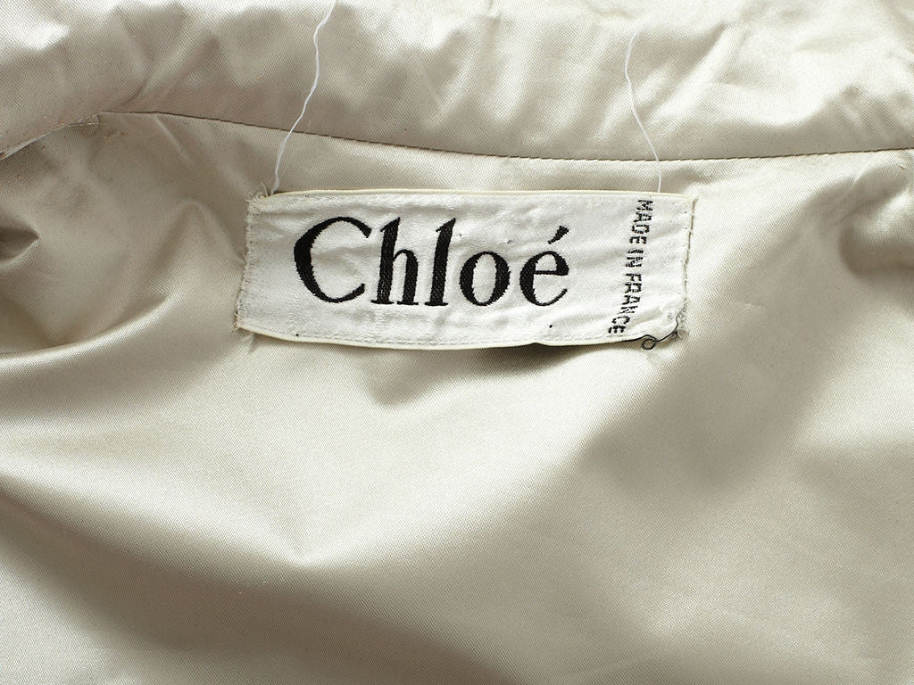 Chloe Double Breasted Trench
