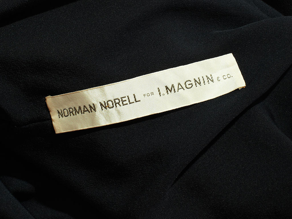 Norell Cocktail Dress